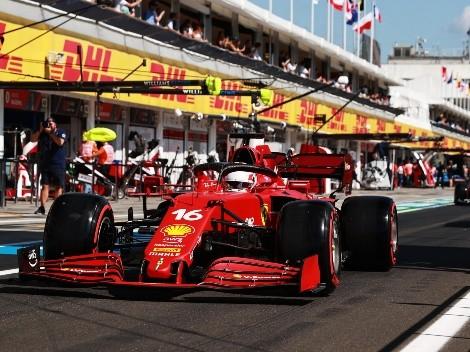 Ferrari pode ter grande prejuízo por batida em Leclerc na Hungria