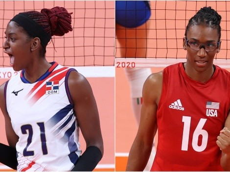 Dominican Republic vs USA: Predictions, odds and how to watch women's volleyball at the Tokyo 2020 Olympic Games in the US