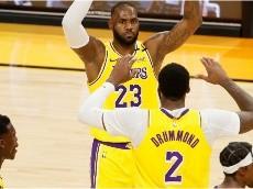 """76ers """"roba"""" a Lakers y LeBron James una figura de alto calibre"""