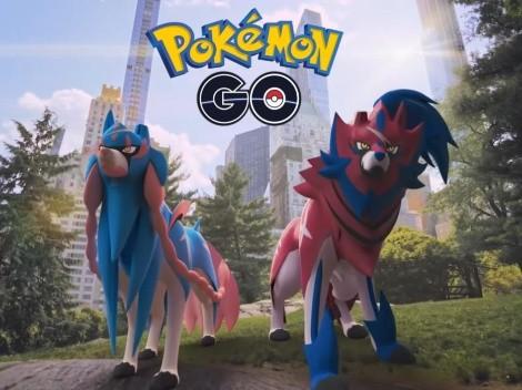 Los Pokémon de Galar llegan a Pokémon GO en el evento de Ultradesbloqueo