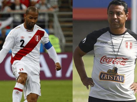 """Nolberto Solano sobre convocatoria a Alberto Rodríguez: """"Mientras juegue, tiene opciones"""""""