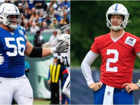 ¡Insólito! Otra estrella de Indianapolis Colts sufre la misma lesión que Carson Wentz