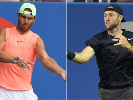 Rafael Nadal vs Jack Sock: Predictions, odds, H2H and how to watch the Citi Open Round of 32 in the US today