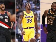 LeBron no es el más viejo: Las edades del nuevo plantel de Los Angeles Lakers