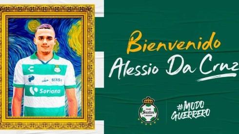 Alessio da Cruz fue presentado como una pintura de Vincent van Gogh.