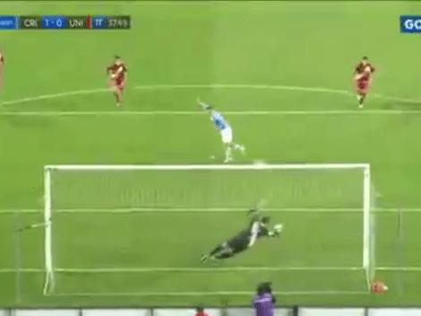 No faltó la polémica: Alejandro Hohberg le metió gol a la U desde el punto de penal