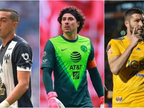 2021 MLS All-Star Game: Liga MX roster for the match