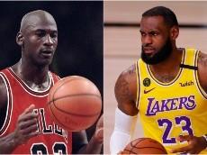 Jordan, primero; LeBron, último: los 10 jugadores más indefendibles