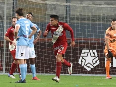 Apareció la Garra: Universitario empató contra Cristal 2-2 en los últimos cinco minutos