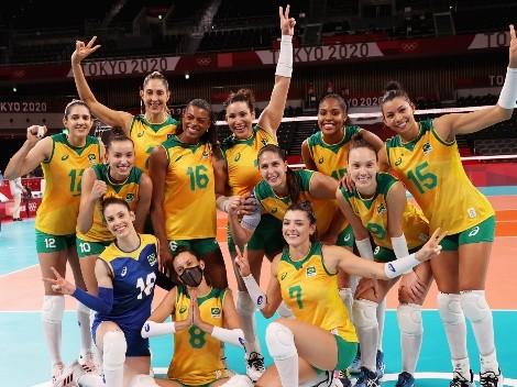 Brasil no vôlei, no skate e mais: confira a agenda desta quarta-feira (04)