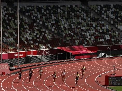 La mejor marca de la temporada no le alcanzó a Paola Morán para avanzar en Tokio