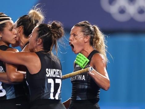 ¡Las Leonas son finalistas olímpicas!