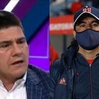Toby Vega quiere que Esteban Valencia siga hasta fin de año en la U