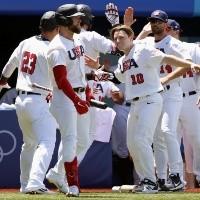 Estados Unidos se mete en pelea por las medallas en béisbol de Tokio 2020