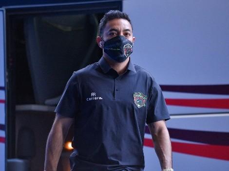 Marco Fabián podría desembarcar en Puebla
