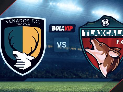 Qué canal transmite Venados de Yucatán vs. Tlaxcala por la Liga BBVA Expansión MX