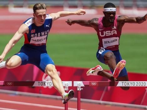 Final de 110m vallas masculino EN VIVO ONLINE: Pronósticos, horario y canal de TV para ver atletismo en los Juegos Olímpicos Tokio 2020