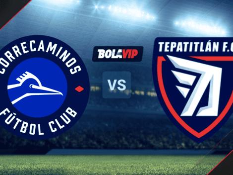 Qué canal transmite Correcaminos UAT vs. Tepatitlán FC por la Liga BBVA Expansión MX