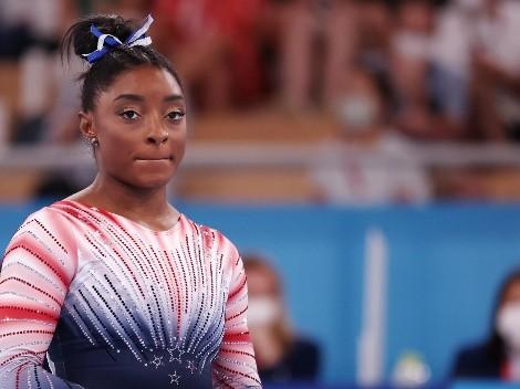 Simone Biles volta a desabafar sobre os desafios que enfrentou nas Olimpíadas