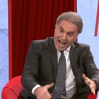 "Ruggeri abrió F90 enloquecido imitando a Montesano: ""Nene malooooo"""