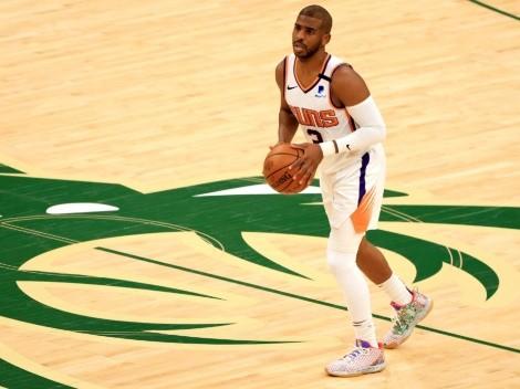 Chris Paul estuvo a una firma de no jugar en Suns para NBA 2021-22