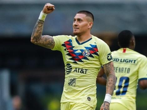 Castillo vuelve a Chile y espera ofertas tras salida de América
