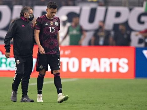 Héctor Moreno se perderá importante compromiso con Rayados