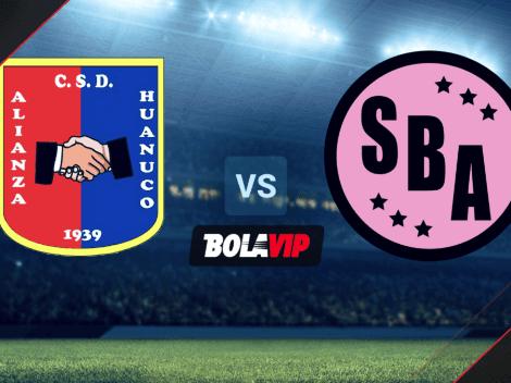 EN VIVO: Alianza Universidad vs. Sport Boys por la Liga 1