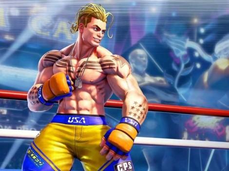 Capcom presenta a Luke, el último personaje en unirse a Street Fighter 5
