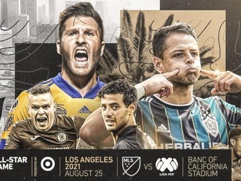 ¡Confirmado! Esta será la plantilla de la MLS que enfrentará a la Liga MX