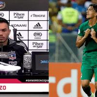 Gabi Suazo espera con los brazos abiertos a Moreno Martins