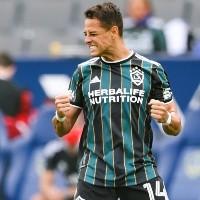 Chicharito recibe sorpresa por llamado al MLS All-Star Game 2021