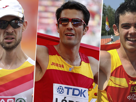 Dónde ver a Diego García, Miguel Ángel López y Álvaro Martín en los 20 km marcha por los Juegos Olímpicos Tokio 2020