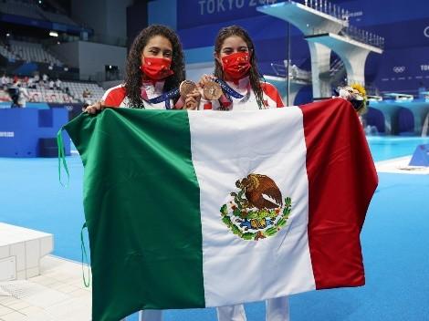 Cómo VER a las mexicanas Alejandra Orozco y Gabriela Agúndez en las semifinales de Trampolín de 10 metros en los Juegos Olímpicos