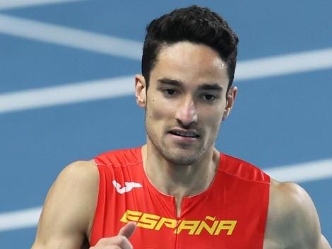 Atletismo: cómo ver a Ignacio Fontes García-Balibrea en la semifinal de 1500 metros en los Juegos Olímpicos Tokio 2020