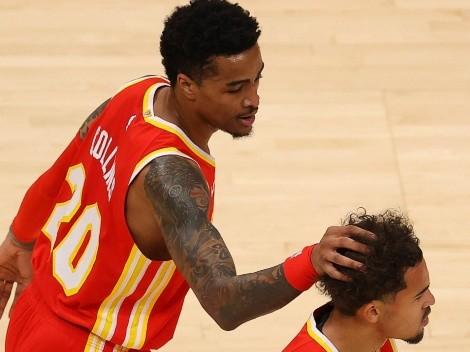 Atlanta Hawks mantiene al Robin de Trae Young