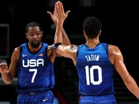 Estados Unidos vs Australia en básquet masculino: pronóstico, fecha, hora y canal de TV para ver EN VIVO ONLINE por la semifinal de los Juegos Olímpicos Tokio 2020