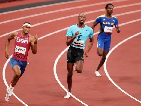 Final de 400 metros masculino EN VIVO ONLINE: Pronósticos, horario y canal de TV para ver atletismo en los Juegos Olímpicos Tokio 2020