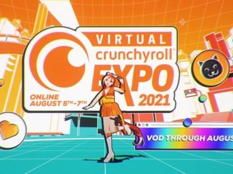 Cómo y cuándo ver la Virtual Crunchyroll Expo 2021 en Latinoamérica