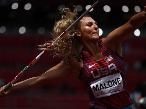 Final de lanzamiento de jabalina femenino EN VIVO ONLINE: Pronósticos, horario y canal de TV para ver atletismo en los Juegos Olímpicos Tokio 2020