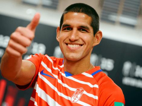"""Luis Abram declaró fuerte en su presentación oficial: """"No me asusta enfrentar a Karim Benzema y Lionel Messi"""""""