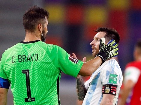 Marc Bartra y Claudio Bravo quieren convencer a Lionel Messi de ir al Betis