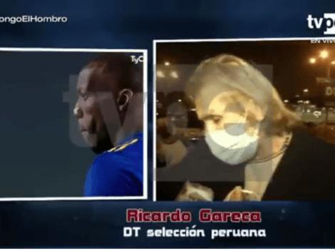 """Ricardo Gareca: """"Luis Advíncula y Carlos Zambrano estuvieron a la altura de Boca Juniors"""""""