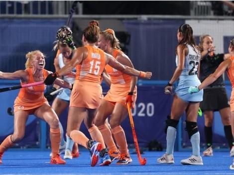 Las Leonas no pudieron ante Países Bajos y se quedan con la medalla de plata