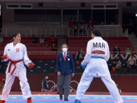 ¡Bien Grande! Karateka quedó entre las 8 primeras en Tokio 2020