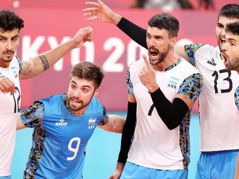 Qué canal transmite Argentina vs. Brasil por el vóley masculino de los Juegos Olímpicos Tokio 2020