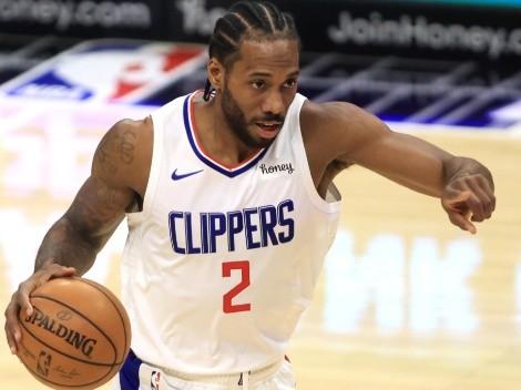 ¡Se queda! Kawhi Leonard renovará su contrato con Los Angeles Clippers