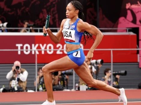 Allyson Felix: la atleta con más medallas para Estados Unidos en Juegos Olímpicos