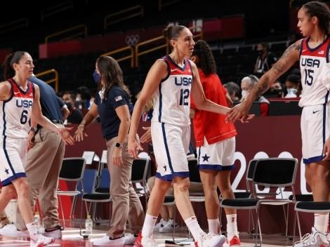 ¿Cuándo juegan USA vs. Japón por final del baloncesto femenino en Tokio 2020?