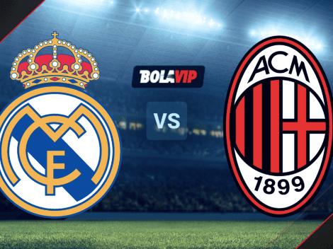 Qué canal transmite Real Madrid vs. Milan por un amistoso de pretemporada